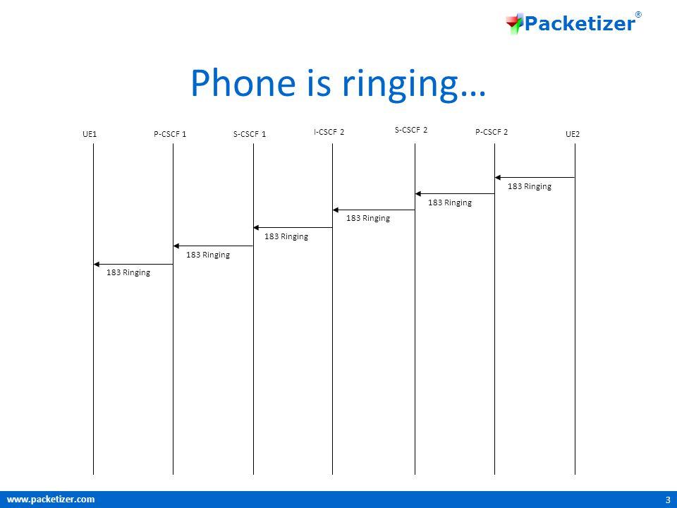 www.packetizer.com Packetizer ® User Answers.
