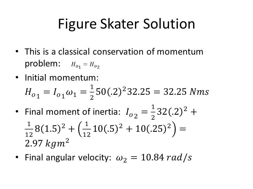 Figure Skater Solution