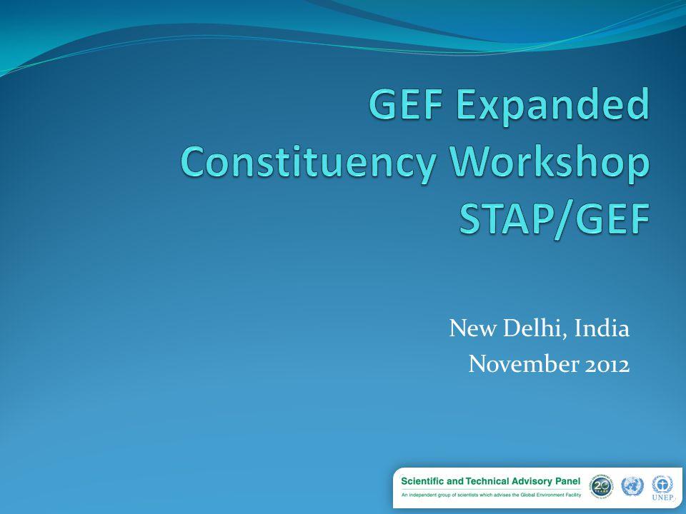 New Delhi, India November 2012