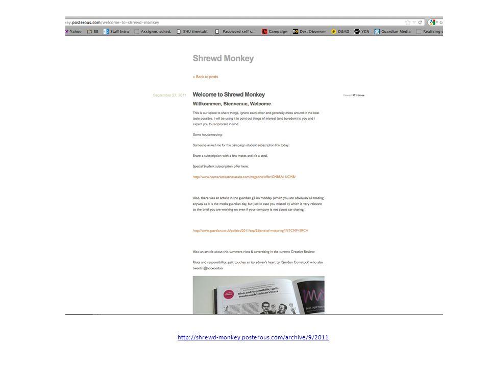 http://shrewd-monkey.posterous.com/archive/9/2011