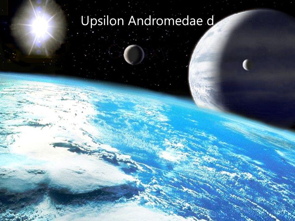Upsilon Andromedae d