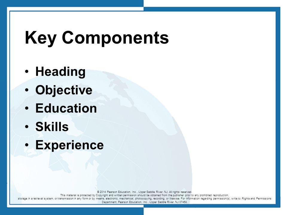 © 2014 Pearson Education, Inc., Upper Saddle River, NJ.