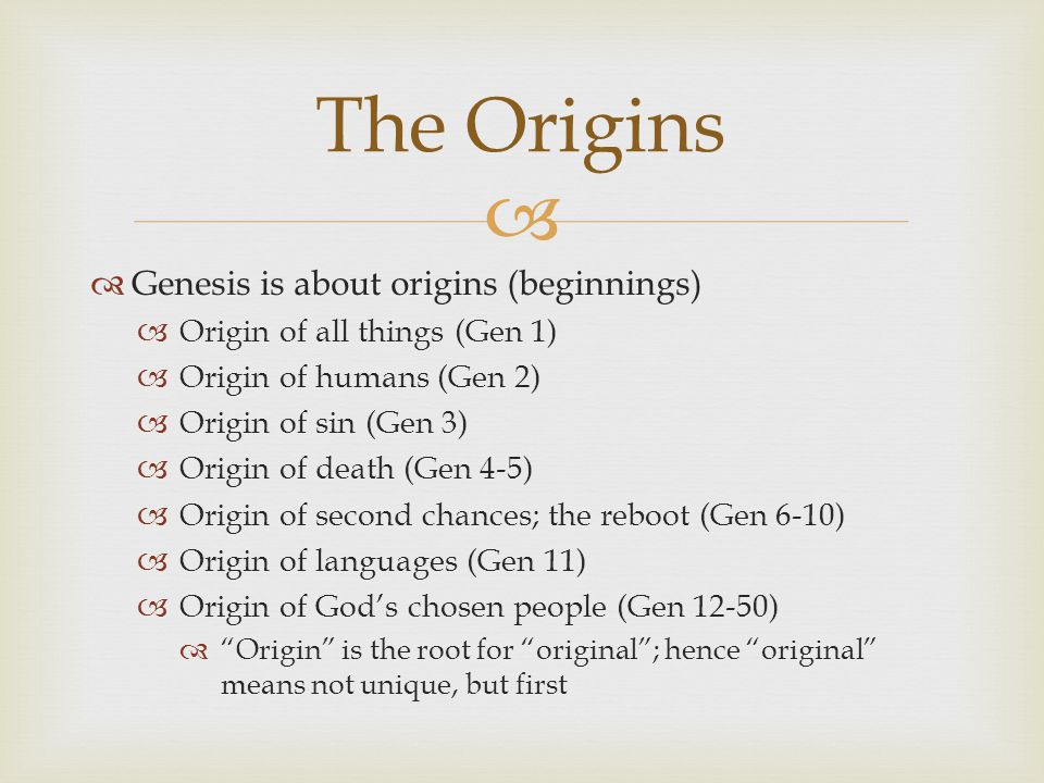   What is Original Sin. Who are Satan and the demons.