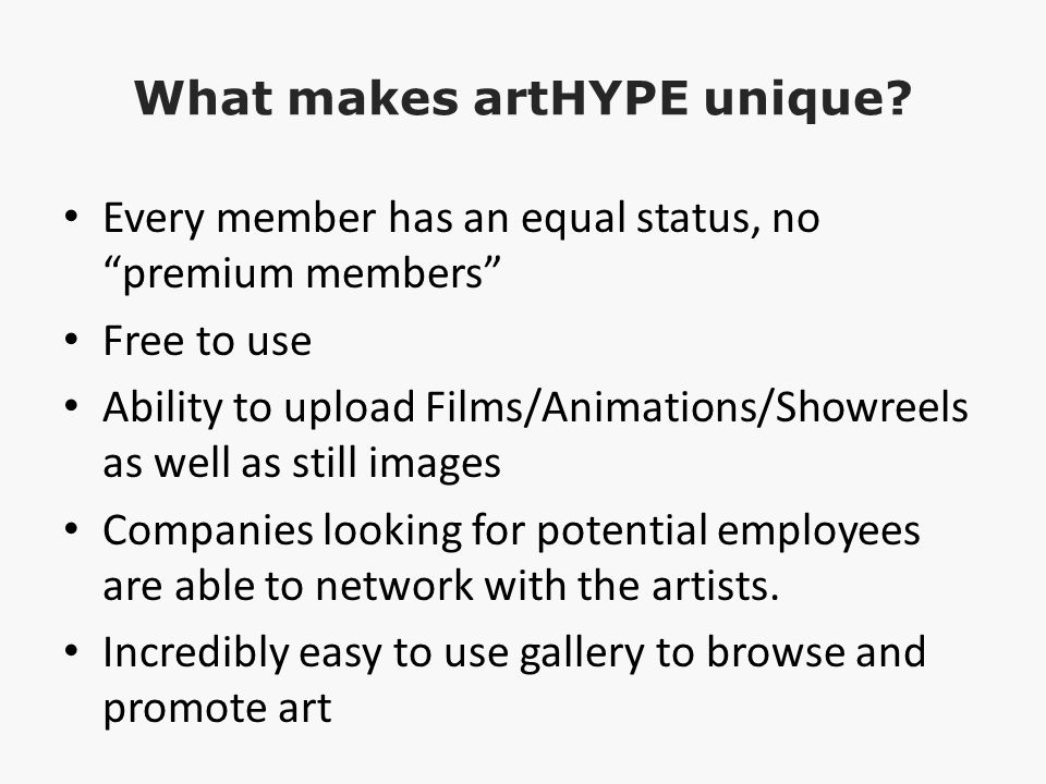 How does it work.1. Upload and browse art 2. Vote for art.
