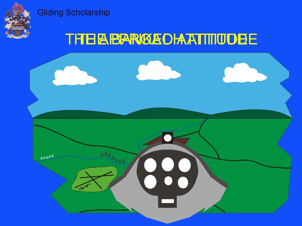THE APPROACH ATTITUDETHE BANKED ATTITUDE