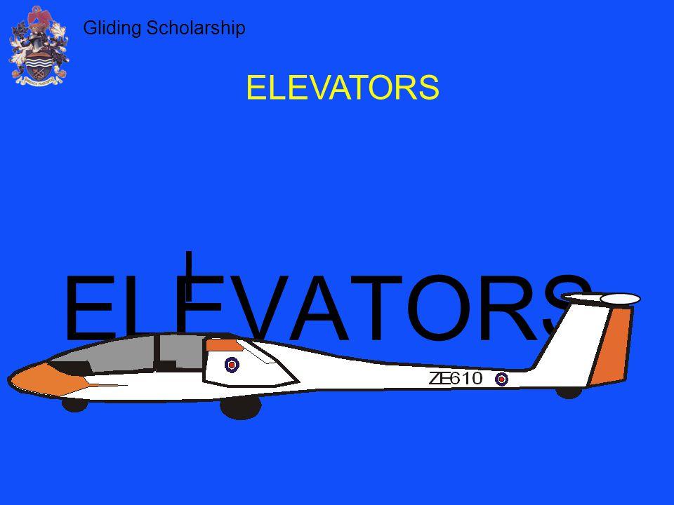 Gliding Scholarship ELEVATORS