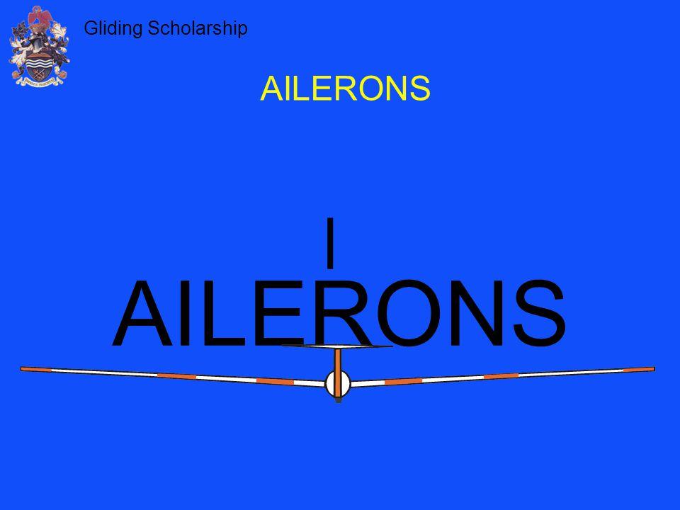 Gliding Scholarship AILERONS