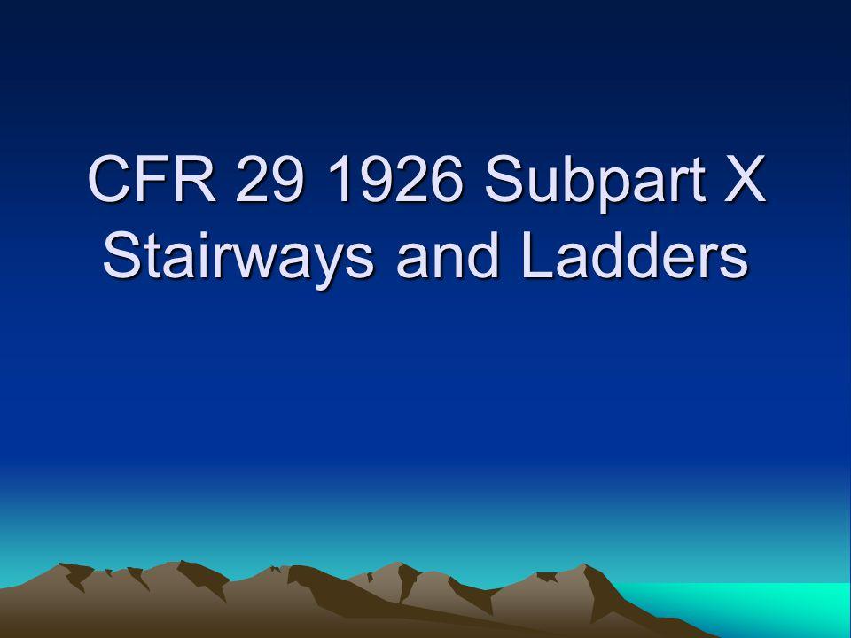 1926.1053 Ladders