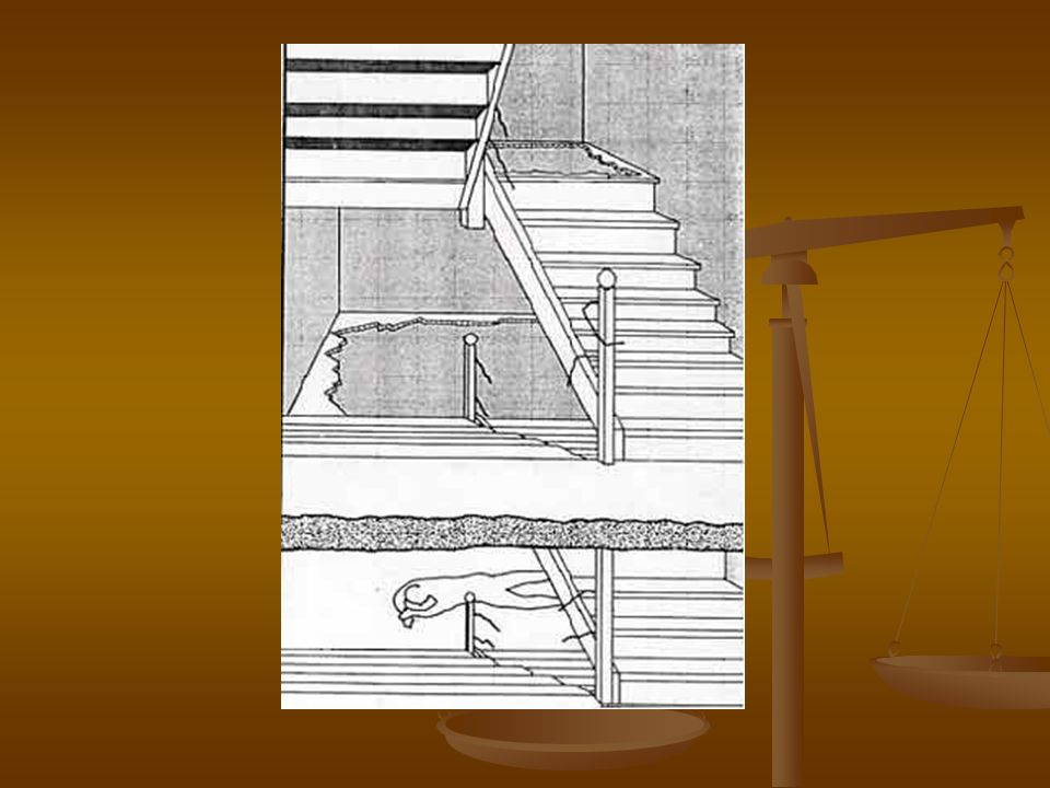 Equip stairways having four or more risers or rising more than 30 inches (76 cm), whichever is less, with: At least one handrail; and One stairrail system along each unprotected side or edge.