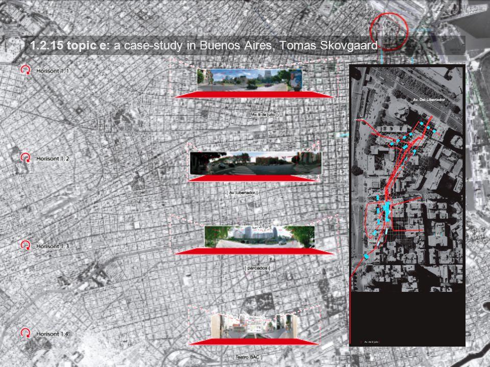 1.2.15 topic e: a case-study in Buenos Aires, Tomas Skovgaard