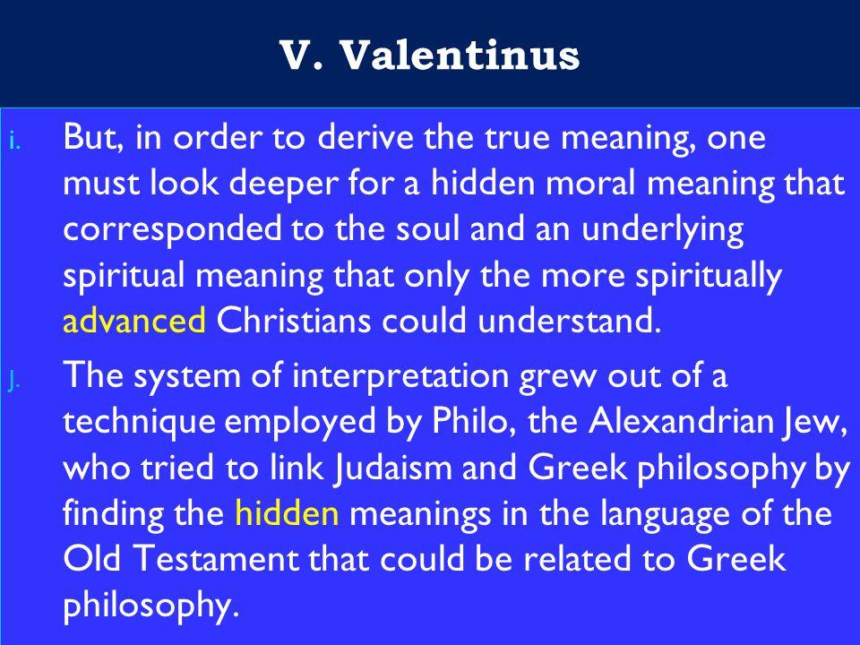 24 V. Valentinus i.