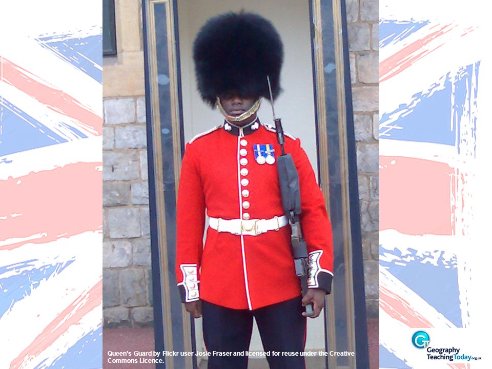 Queen's Guard by Flickr user Josie Fraser and licensed for reuse under the Creative Commons Licence.