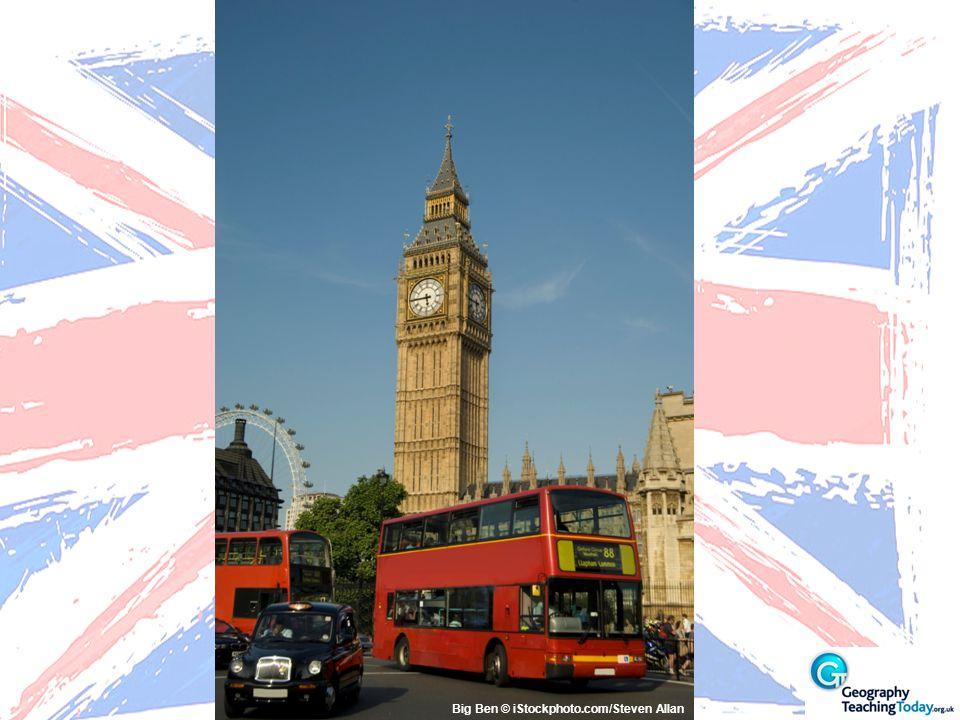 Big Ben © iStockphoto.com/Steven Allan