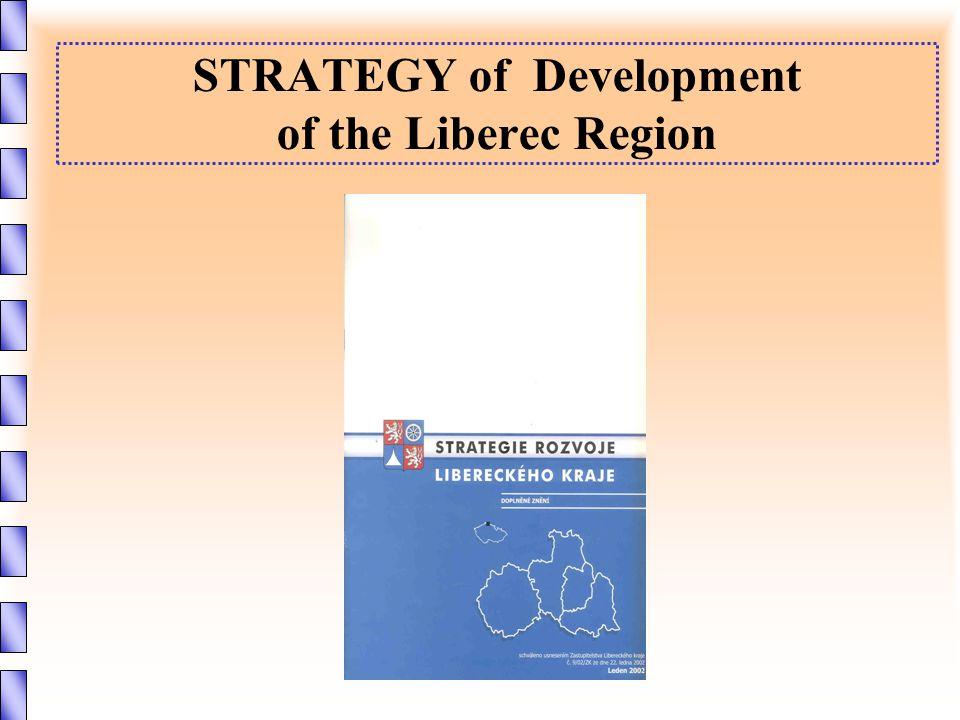 STRATEGY of Development of the Liberec Region