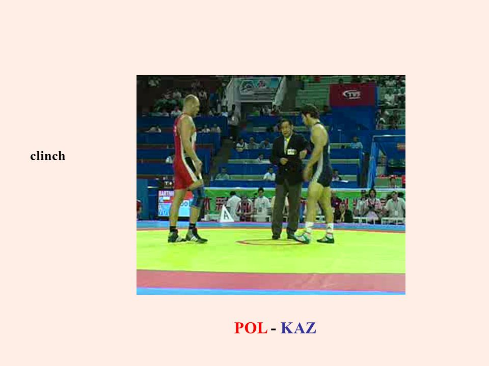 clinch POL - KAZ