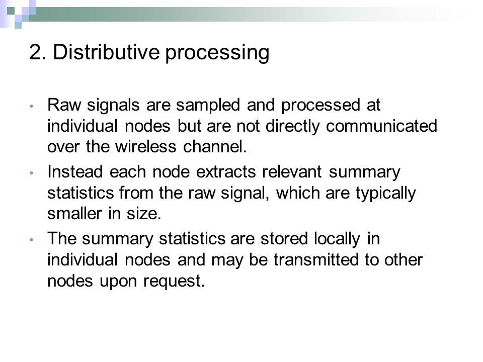 Target Descriptor Formulation Algorithm: In order to identify the target and provide the target's location information, cluster heads use a Target Descriptor (TD).
