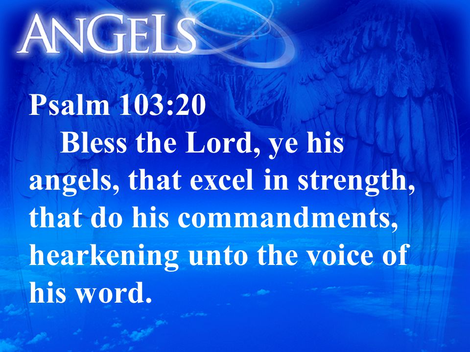 Luke 15:10 Likewise, I say unto you, there is joy in the presence of the angels of God over one sinner that repenteth.