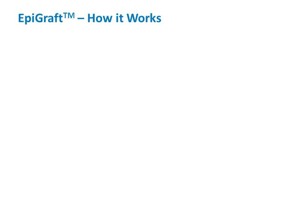 EpiGraft TM – How it Works