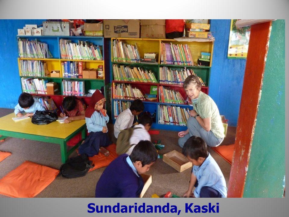 Sundaridanda, Kaski