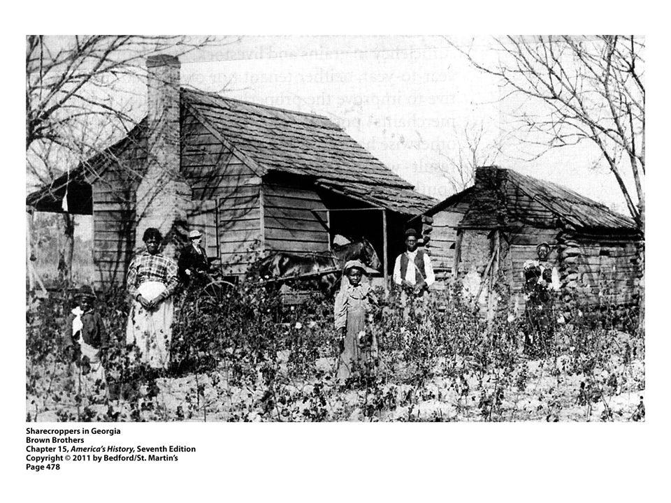 APUSH UNIT 05; Ch 15-19: Post Civil War VOCABULARY Scalawag Carpetbagger Freedmen's Bureau Oliver O.