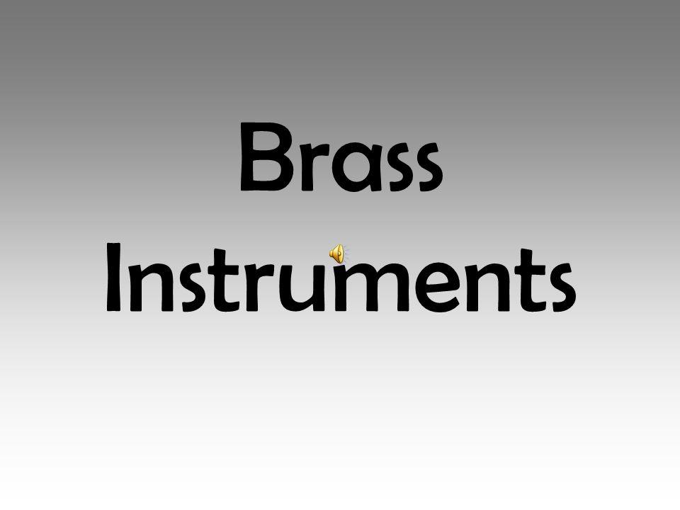 The Trombone A Trombone with a valve Two Original Sackbuts