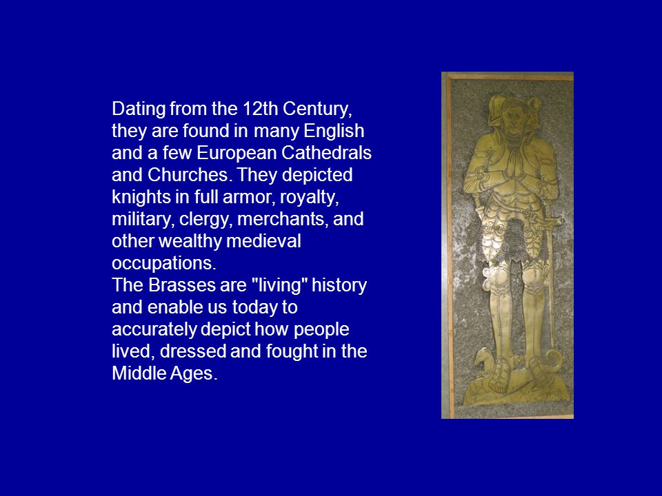 Dating from the 12th Century, they are found in many English and a few European Cathedrals and Churches.