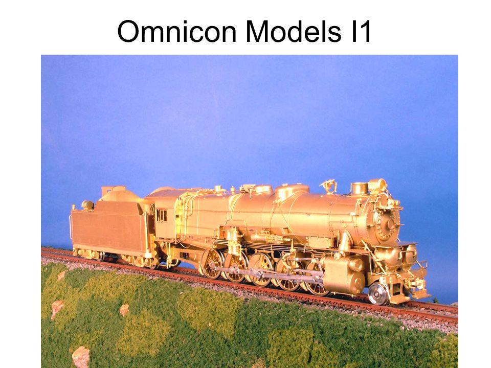 Omnicon Models I1