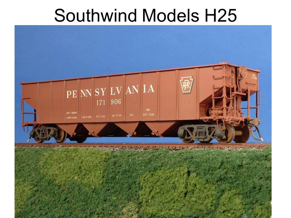 Southwind Models H25
