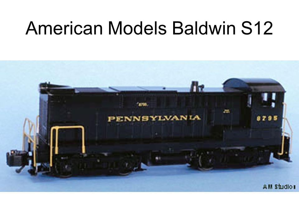 American Models Baldwin S12