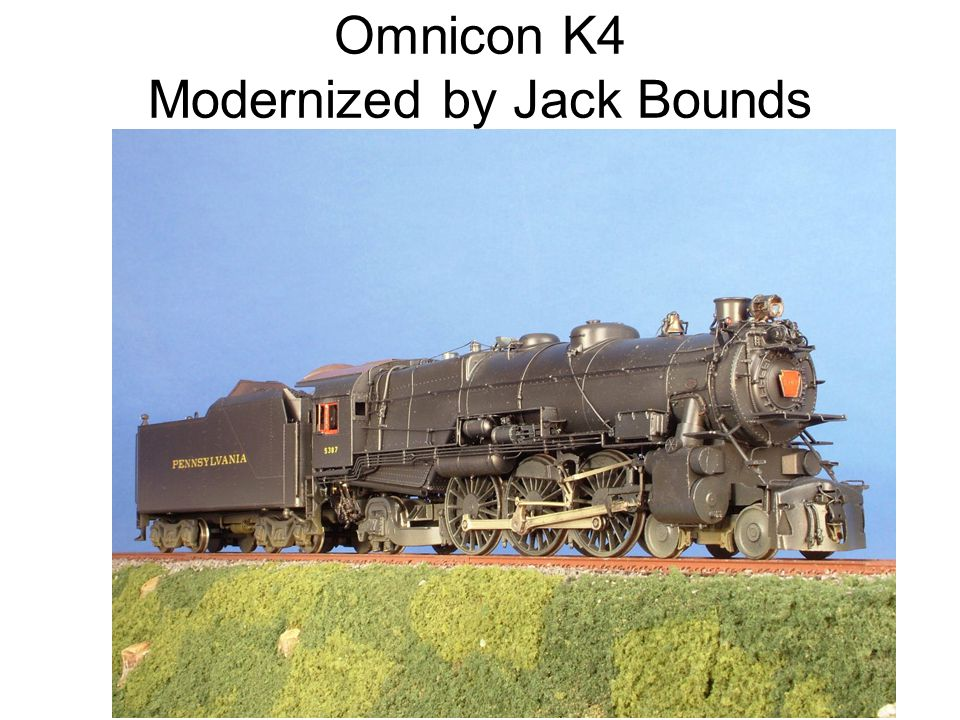 Brass Diesels Many PRR brass diesels have been produced in S Scale, mostly from Overland Models.
