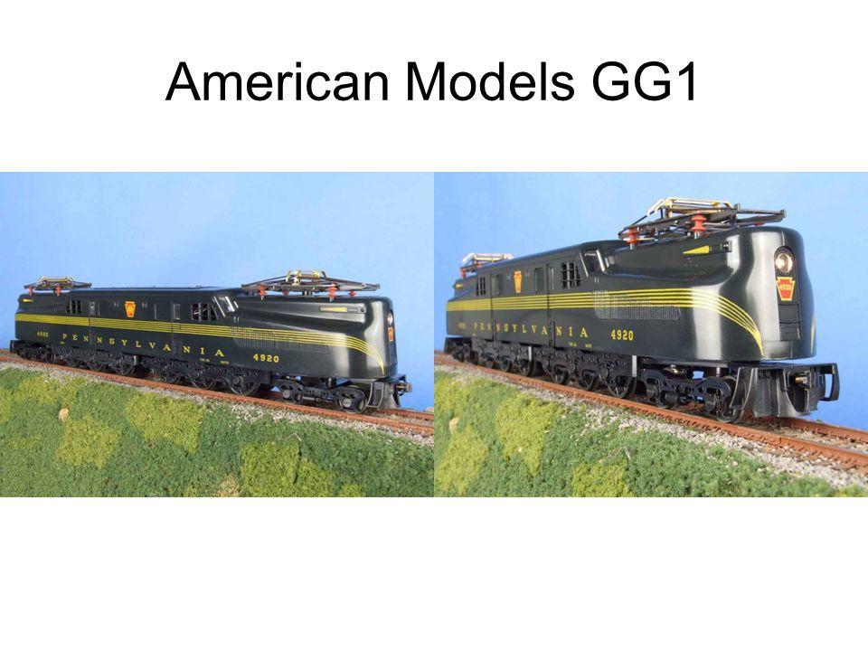American Models GG1
