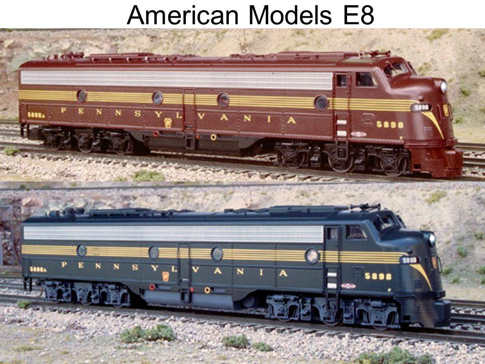 American Models E8