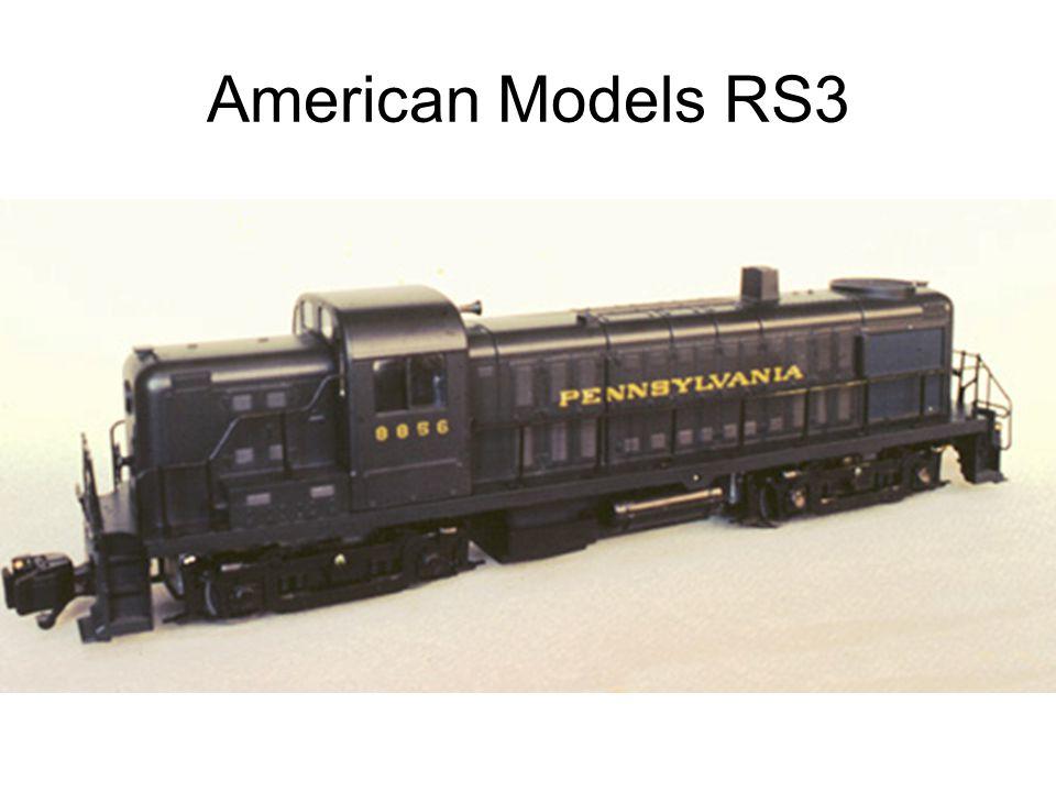 American Models RS3
