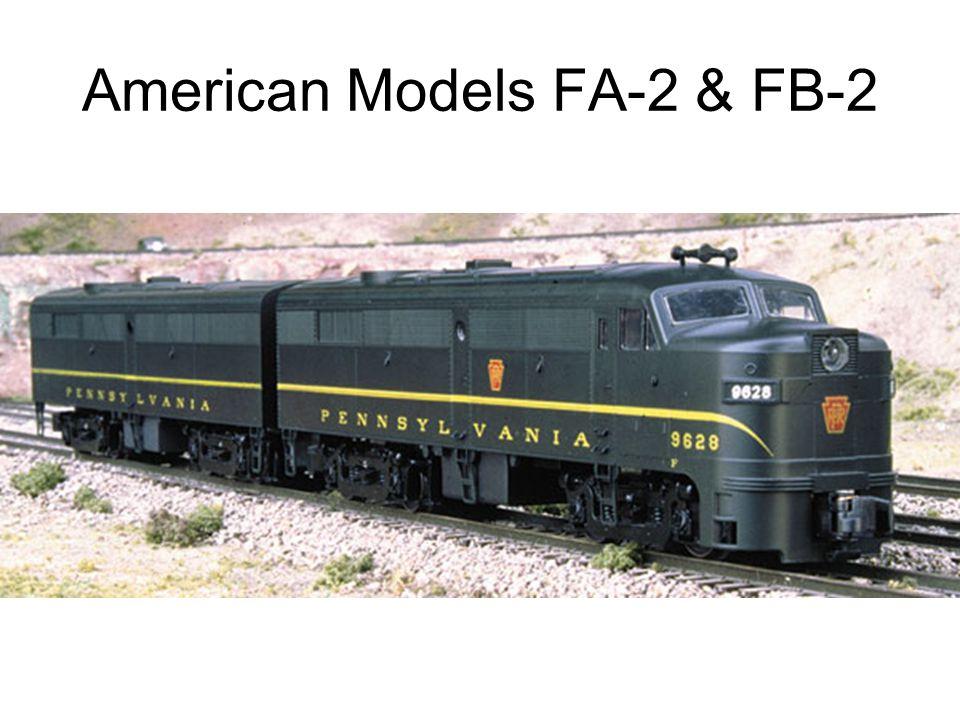 American Models FA-2 & FB-2