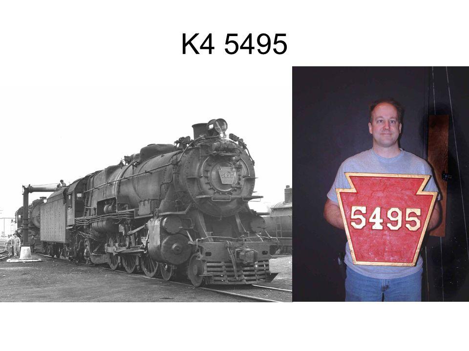 My K4 5495 in progress