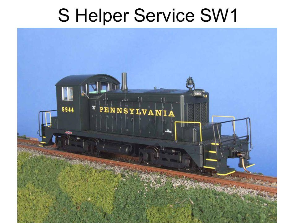S Helper Service SW1