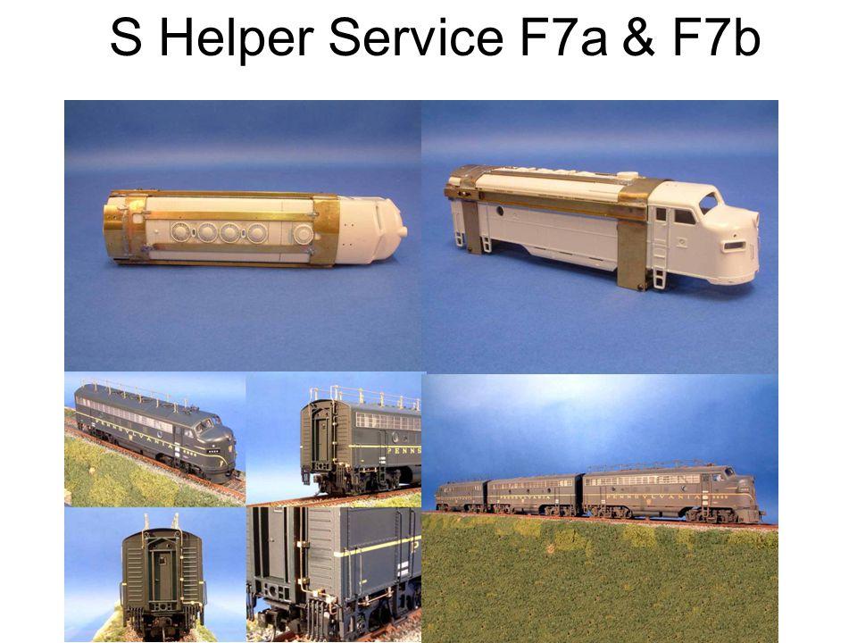 S Helper Service F7a & F7b