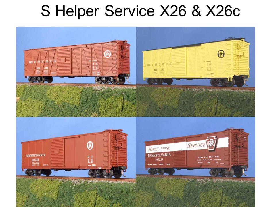 S Helper Service X26 & X26c