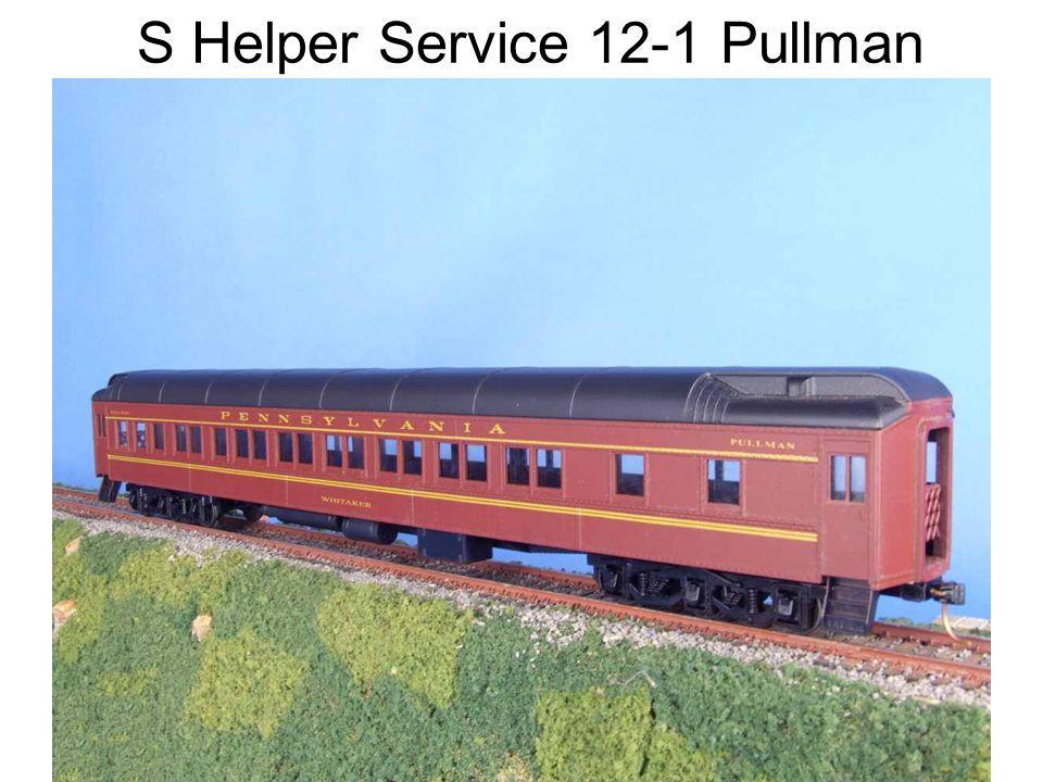 S Helper Service 12-1 Pullman