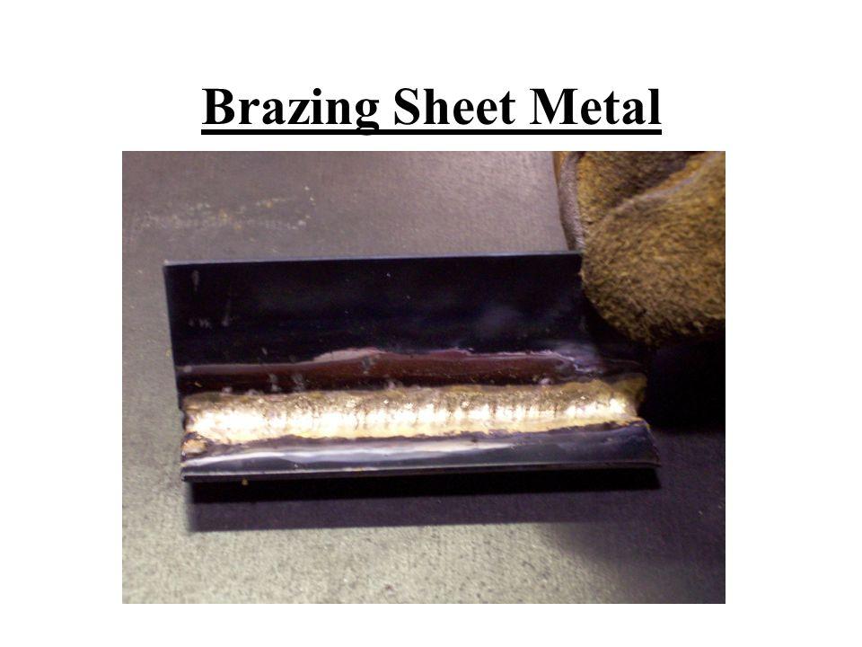 Brazing Sheet Metal