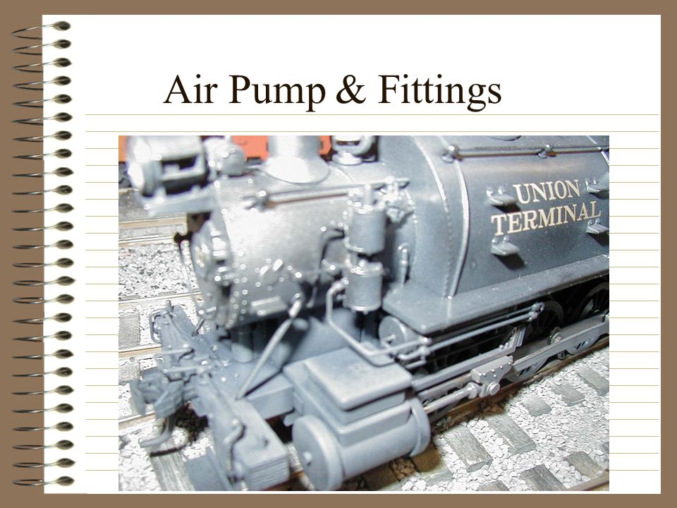 Air Pump & Fittings