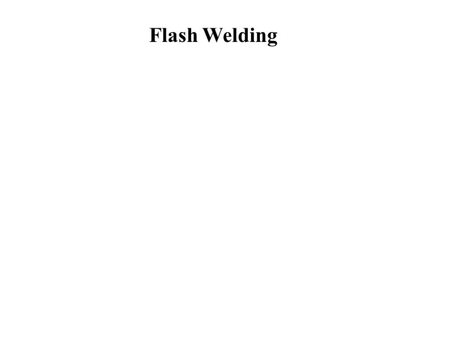 Flash Welding