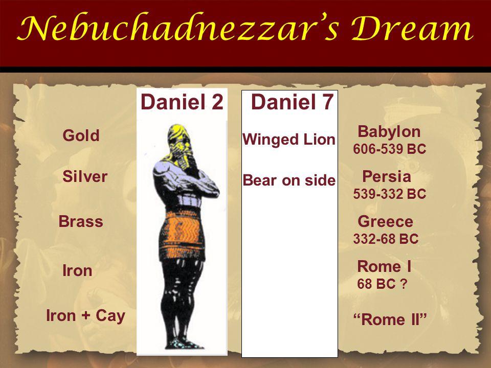 Nebuchadnezzar's Dream Iron Iron + Cay Rome I 68 BC .