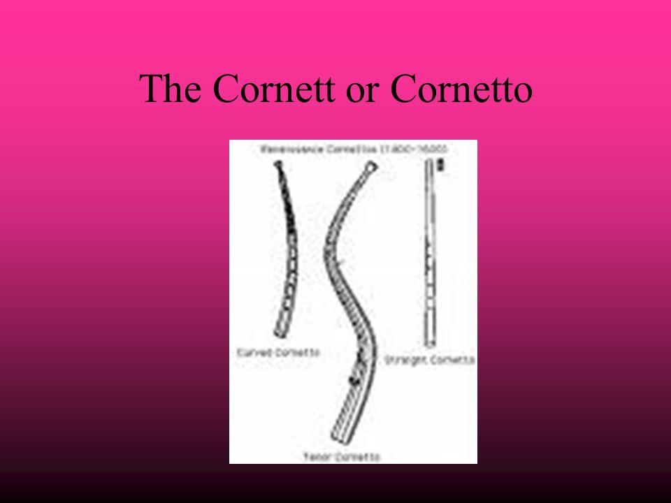 The Cornett or Cornetto
