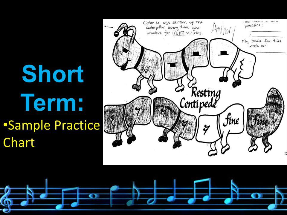 Short Term: Practice Journal