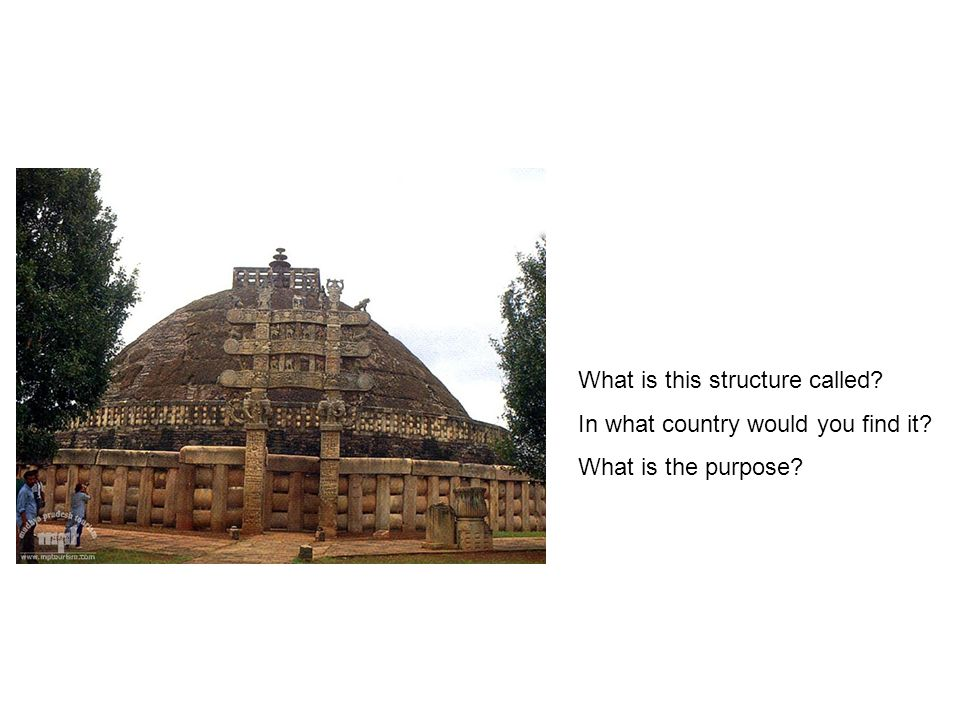 What is this structure called? In what country would you find it? What is the purpose?