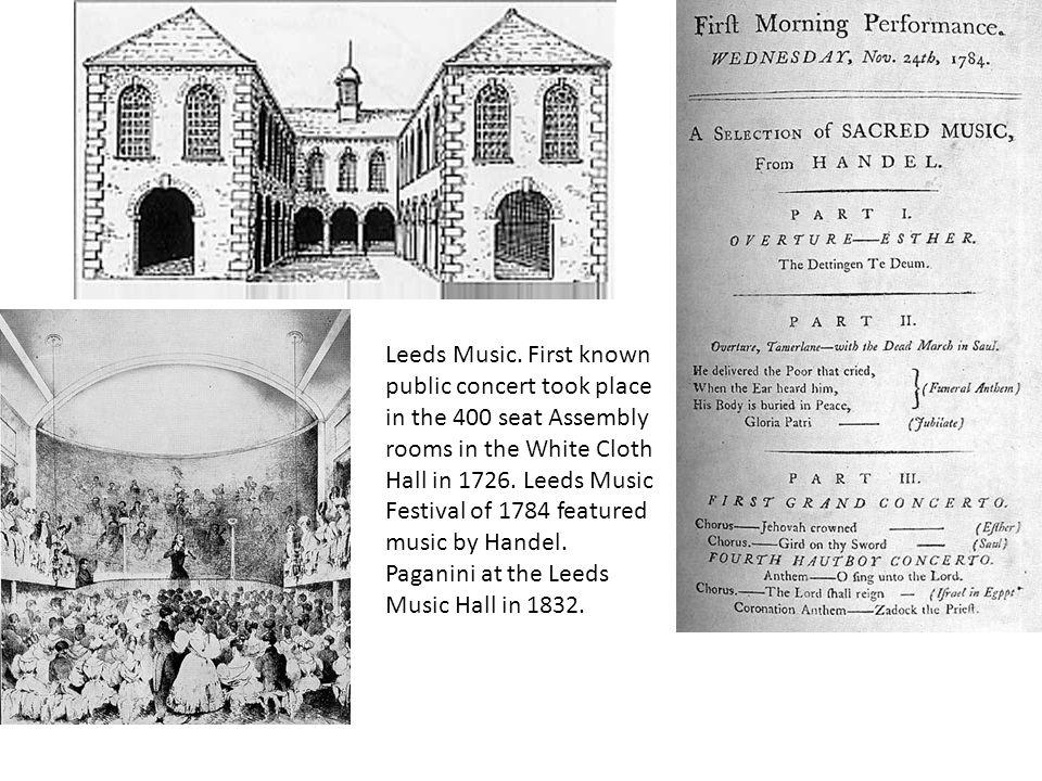 Leeds Music.