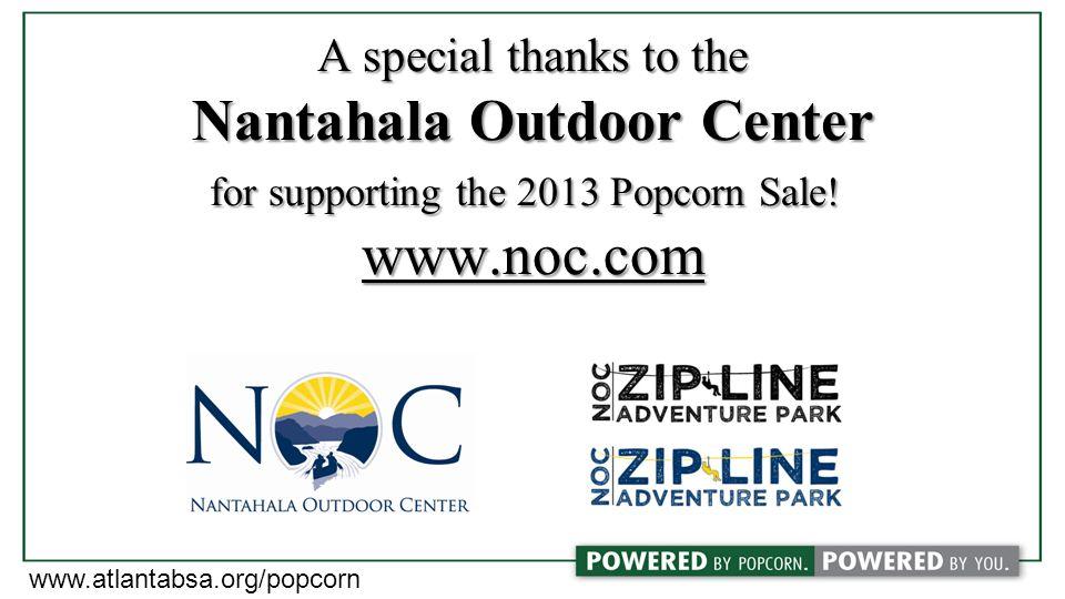 Council Top Seller www.atlantabsa.org/popcorn Alexander C.