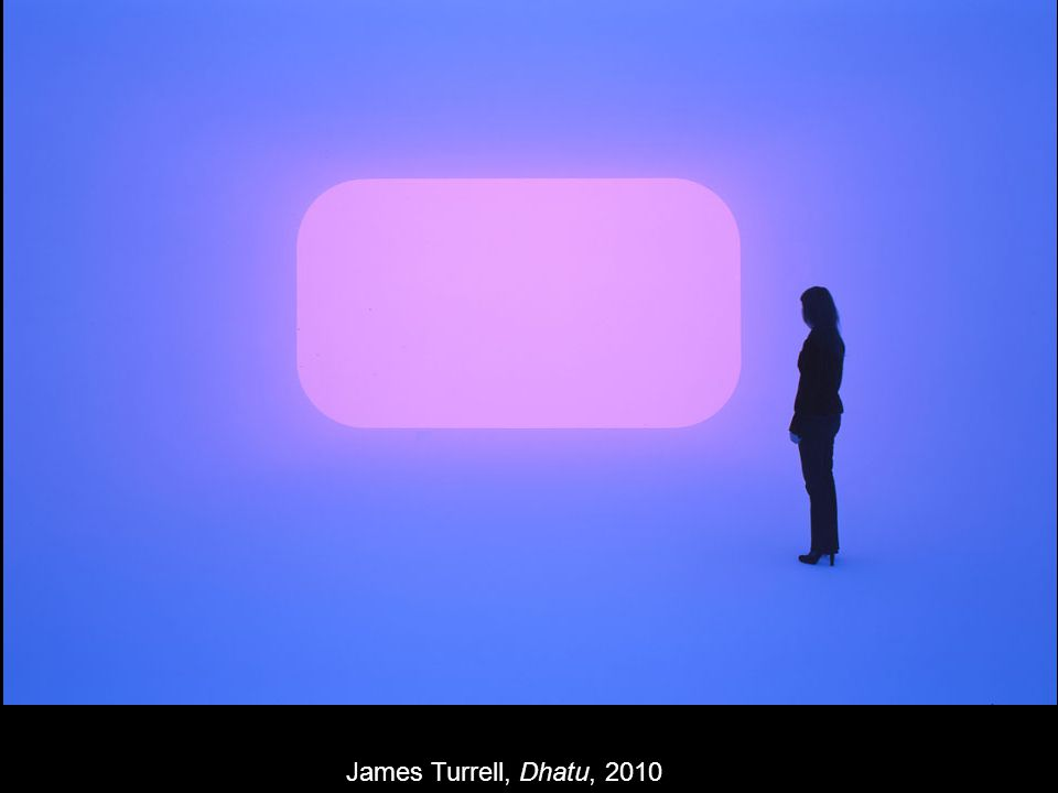 James Turrell, Dhatu, 2010