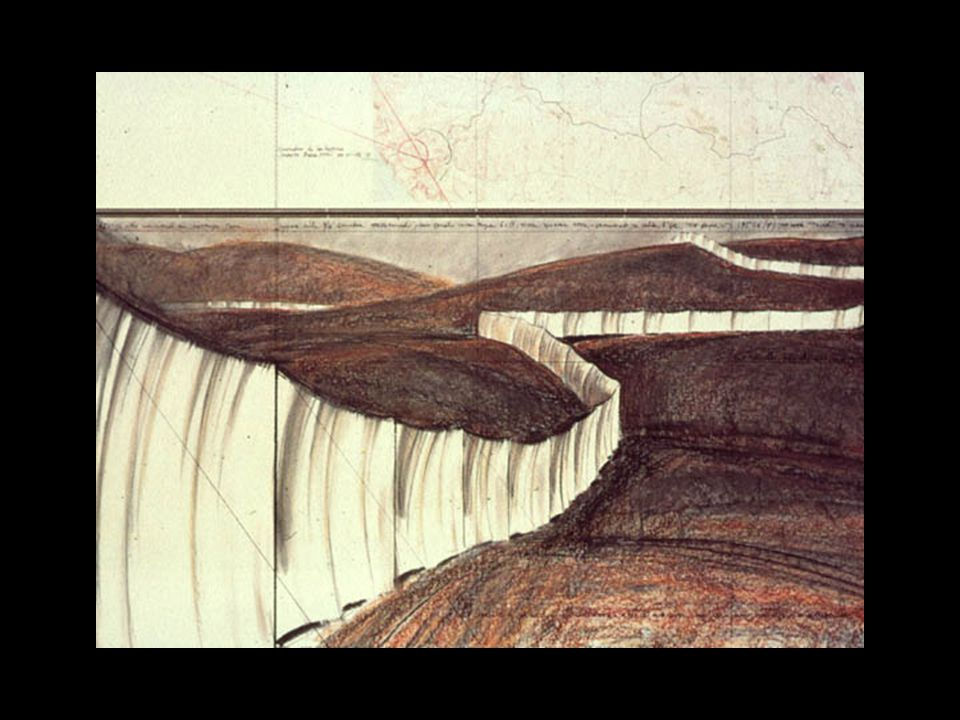 Christo & Jeanne-Claude, Running Fence, Sonoma and Marin Counties 1972-76, September 1976